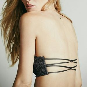 🌟NWOT Free People bandeau lace bralette